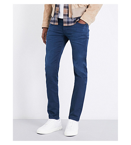 NEUW Iggy slim-fit skinny mid-rise jeans (Movement+2918