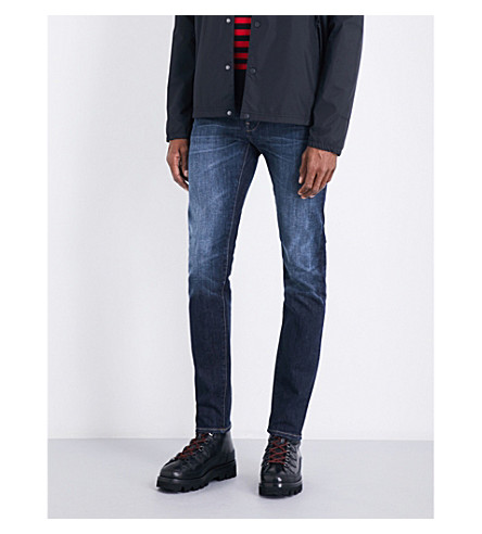 NEUW Iggy slim-fit skinny mid-rise jeans (Factory+airwash+2911
