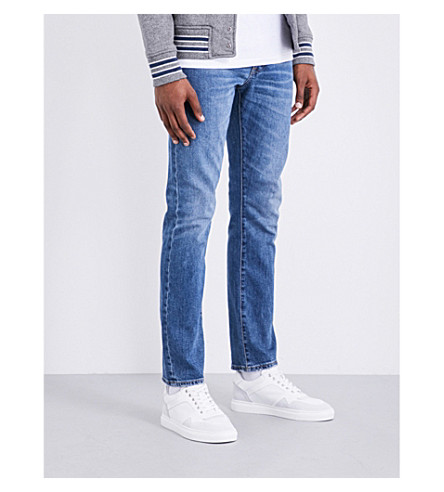 NEUW Lou slim-fit tapered jeans (Weekend+2924
