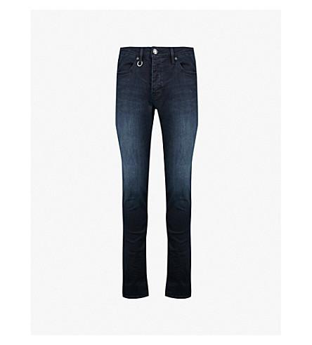 NEUW Iggy faded slim-fit skinny jeans (Polar