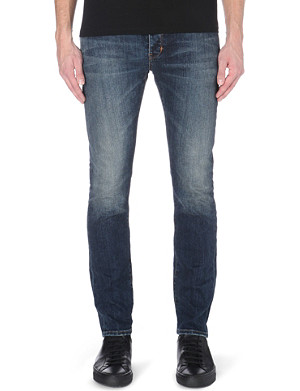 NEUW Skinny hey ho faded jeans
