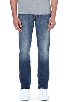 NEUW Slim-fit air washed denim jeans