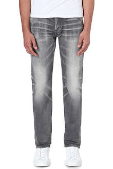 MASTERCRAFT UNION Tapered mid-rise jeans