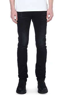 MASTERCRAFT UNION Slim-fit tapered jeans