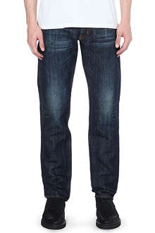MASTERCRAFT UNION Loose-fit straight jeans