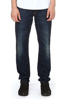 MASTERCRAFT UNION Regular-fit tapered jeans