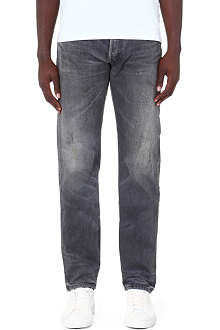 MASTERCRAFT UNION Loose-fit tapered jeans