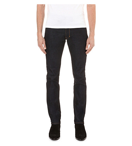 NEUW Lou slim-fit tapered jeans (Blue