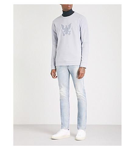 NEUW 修身版型紧身牛仔裤 (原子 + airwash