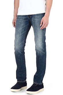 NEUW Lou slim-fit tapered jeans