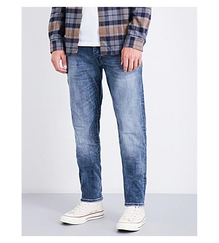NEUW Lou slim-fit skinny jeans (Blue