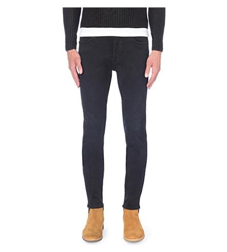 NEUW Iggy slim-fit skinny jeans (Black