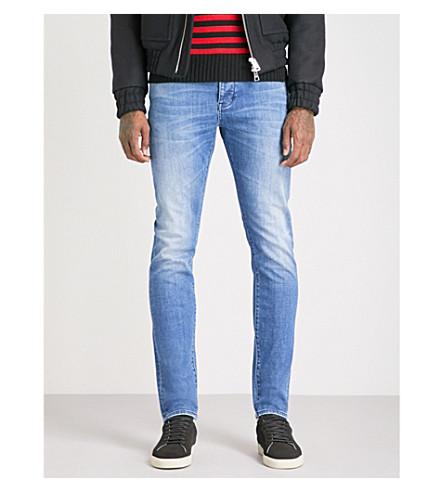 NEUW 修身版型紧身牛仔裤 (欧内斯特