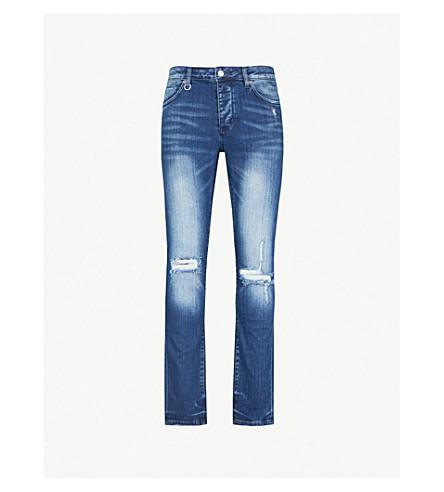 NEUW Iggy Skinny slim-fit jeans (Abney+park+broken