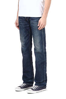 PRPS Barracuda regular-fit straight jeans