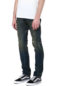 PRPS Fury regular-fit tapered jeans