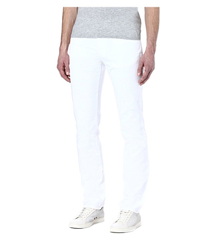 J BRAND Tyler white jeans (White
