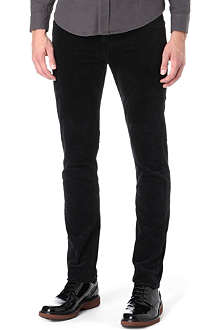 J BRAND Tyler brushed cotton trousers