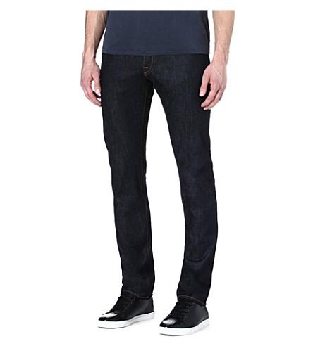 J BRAND Tyler selvedge jeans (Blue