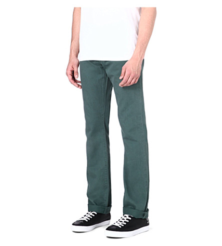 J BRAND Regular-fit jeans (Pine