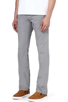 J BRAND Kane slim-fit straight-leg jeans