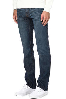 J BRAND Kane slim-fit straight leg jeans