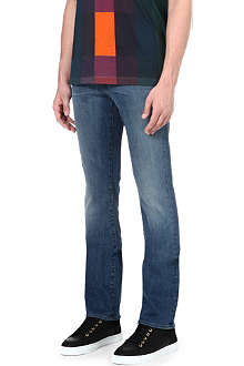 J BRAND Kane slim-fit straight jeans
