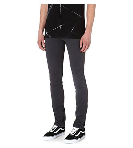 J BRAND Mick skinny-fit jeans (Grey