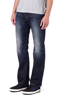 EDWIN ED-47 Rodeo wash regular-fit straight jeans