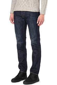 EDWIN ED-55 Relaxed-fit straight jeans