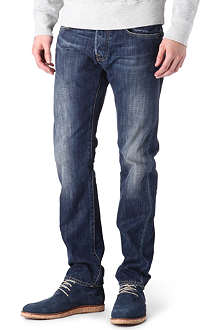 EDWIN Slim-fit straight Selvedge jeans