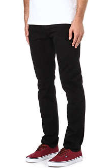 EDWIN Slim-fit straight overdyed jeans