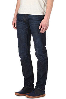EDWIN ED-55 relaxed 14oz selvedge jeans