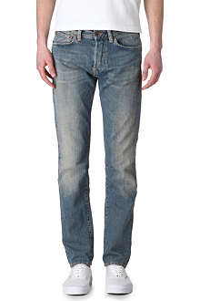 EDWIN Slim-fit straight jeans