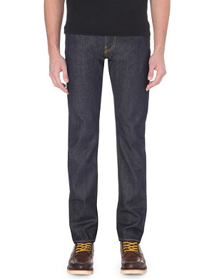 EDWIN Slim-fit tapered jeans