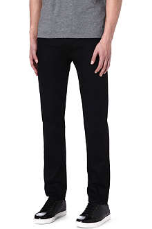 EDWIN ED-80 slim-fit tapered jeans