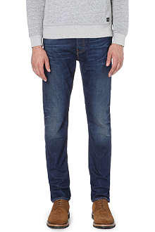 EDWIN ED-80 slim-fit straight jeans