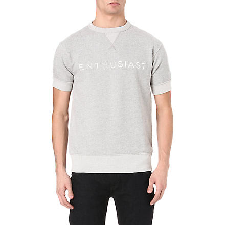 EDWIN Enthusiast sweatshirt (Grey