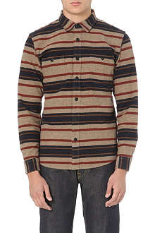 EDWIN Labour striped shirt