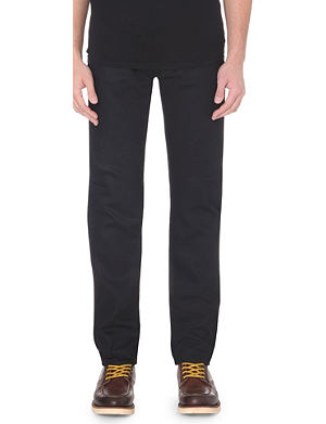 EDWIN Tapered slim-fit jeans