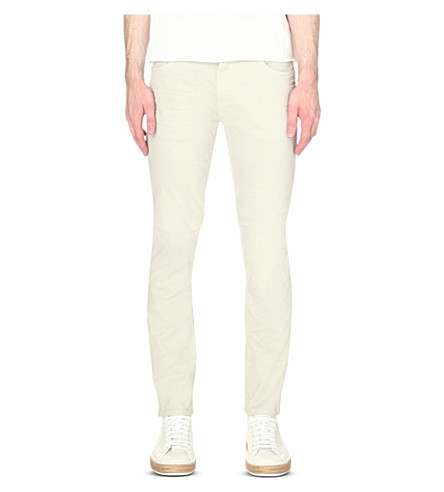 CITIZENS OF HUMANITY Bower slim-fit stretch-cotton trousers (Edison