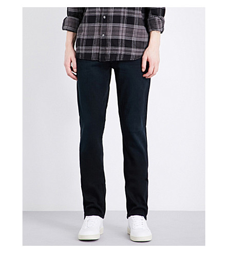 CITIZENS OF HUMANITY Bowery slim-fit straight-leg jeans (Harrison
