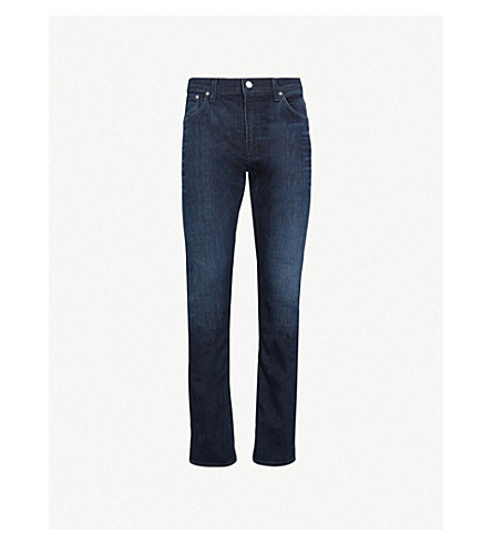 CITIZENS OF HUMANITY Bowery slim-fit tapered jeans (Geary