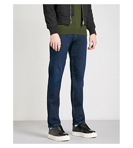 CITIZENS OF HUMANITY Bowery slim-fit tapered jeans (Bartlett