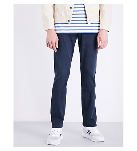 CITIZENS OF HUMANITY Bowery slim-fit tapered jeans (Mecca