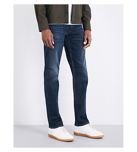 CITIZENS OF HUMANITY Bowery slim-fit straight jeans (Kingman