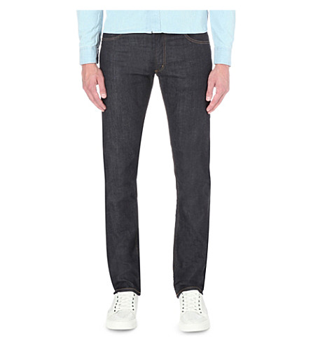 CITIZENS OF HUMANITY Lafayette slim-fit jeans (Blue