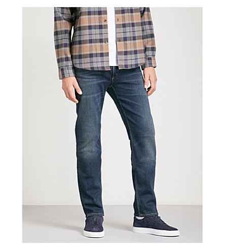 CITIZENS OF HUMANITY Bowery slim-fit tapered mid-rise jeans (Glover
