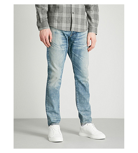 CITIZENS OF HUMANITY Rowan slim-fit relaxed jeans (Oasis