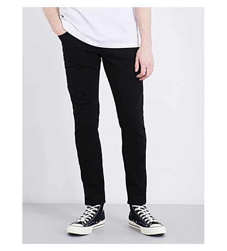 CITIZENS OF HUMANITY Noah slim-fit skinny jeans (Black
